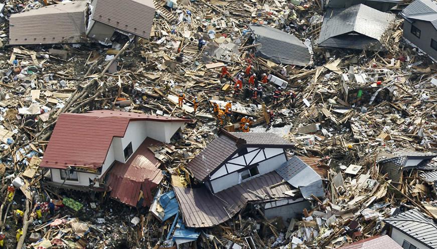 Japón: Suceden milagros en medio de devastación tras terremotos   ReformaTV Television en Vivo por Internet